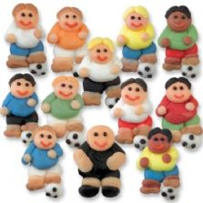 Football Players – Cake Toppers | Nice Buns